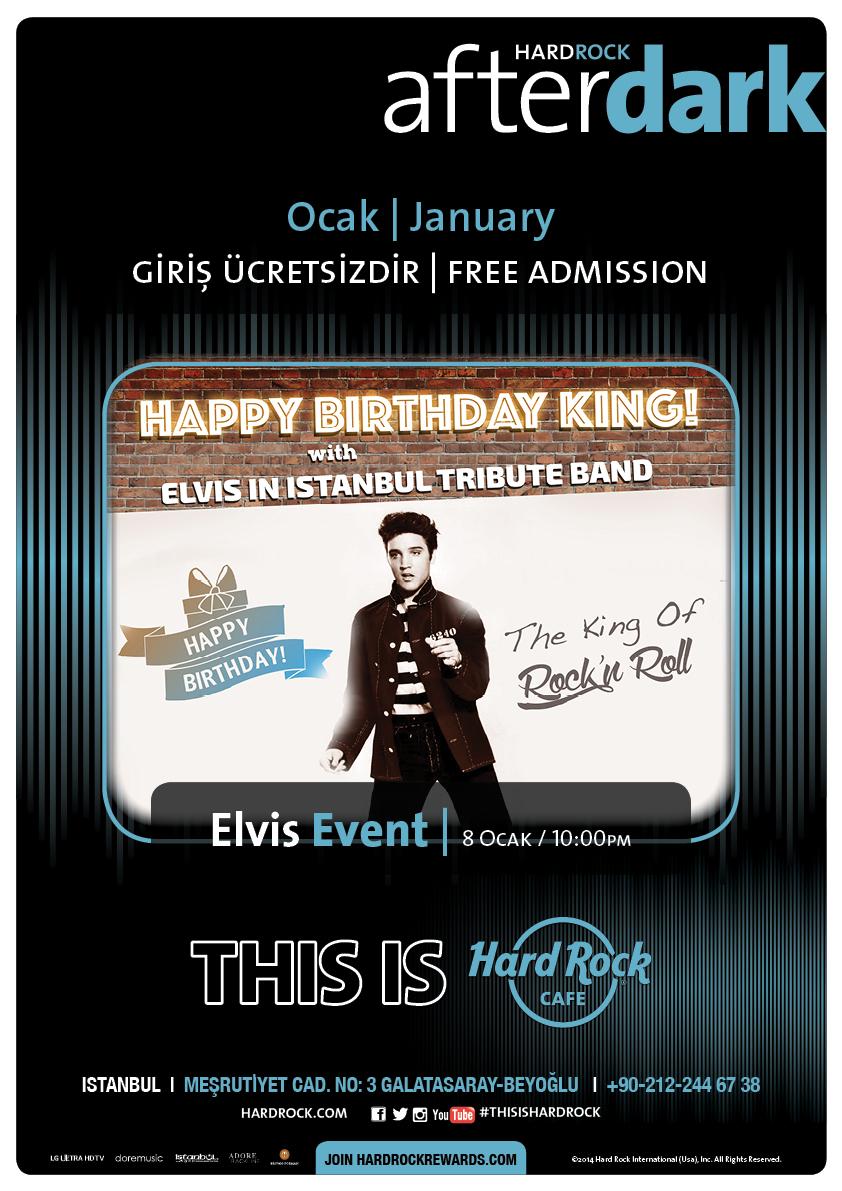 Elvis Event