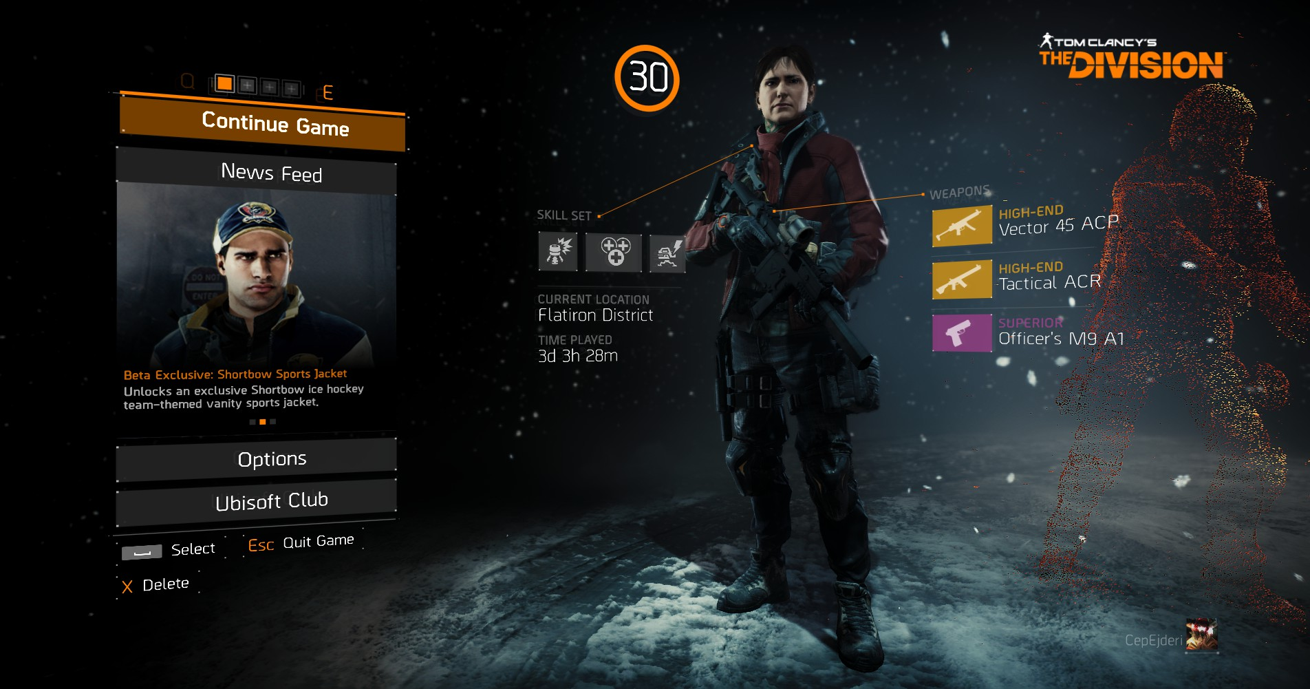 karıkoca gaming Tom Clancy's The Division İnceleme (2)