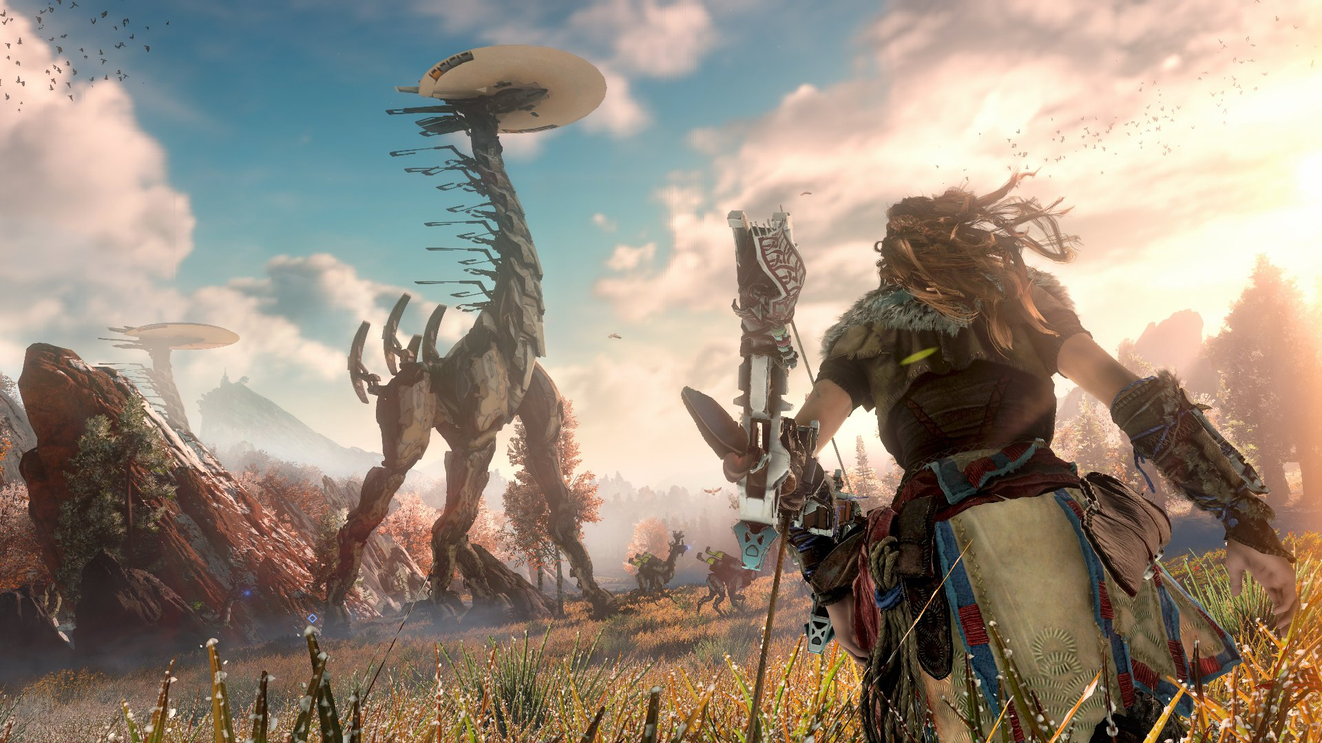 karikocagaming Horizon Zero Dawn
