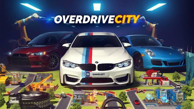 Overdrive City ile Otomobil Tutkusu, Şehir Kurma Oyunu İle Hayat Buluyor