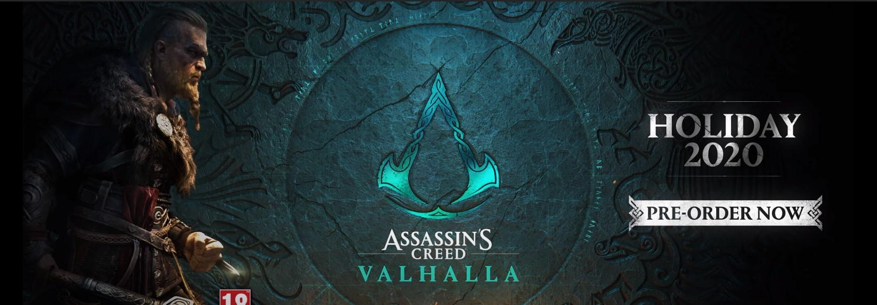 Assassin's Creed Valhalla Çıkış Tarihi Belli Oldu