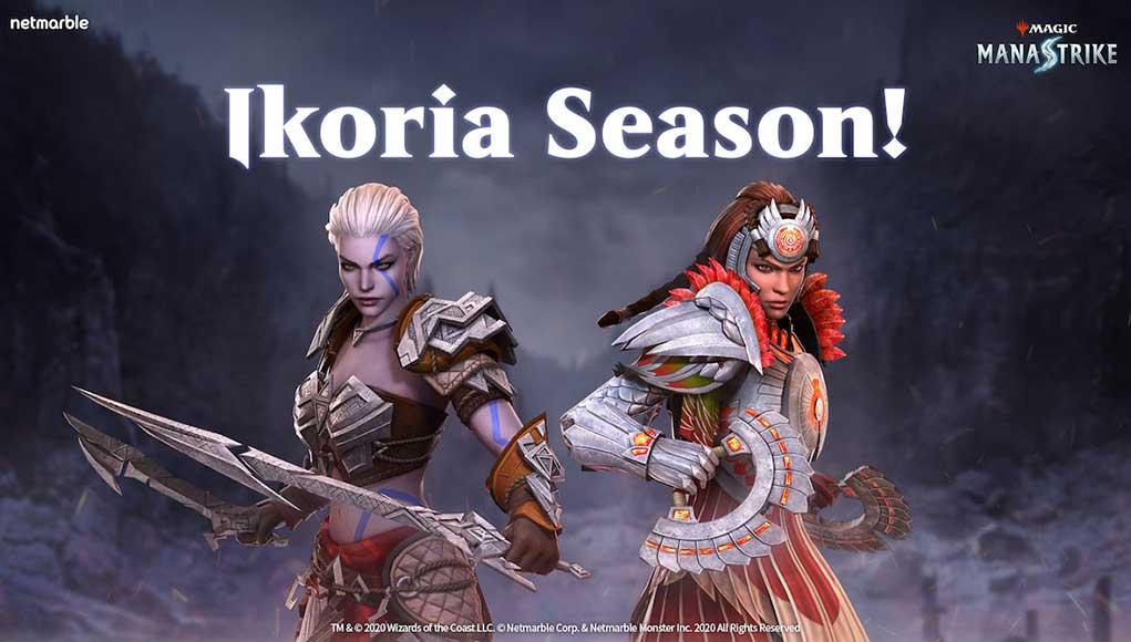 Magic: Manastrike Ikoria Magic Pass 7. Sezonu Geliyor