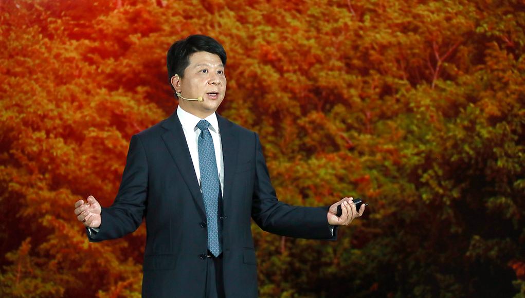 HUAWEI Dönüşümlü CEO'su Guo Ping: Hayatta kaldık ve ilerlemeye devam ediyoruz