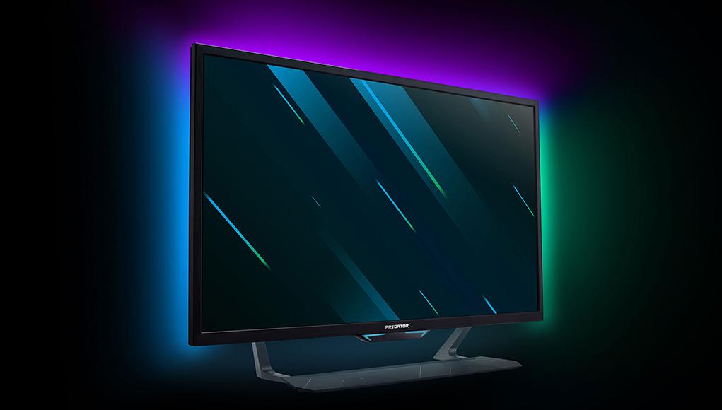 Dev Acer Predator CG437KP Oyuncu Monitörü Duyuruldu