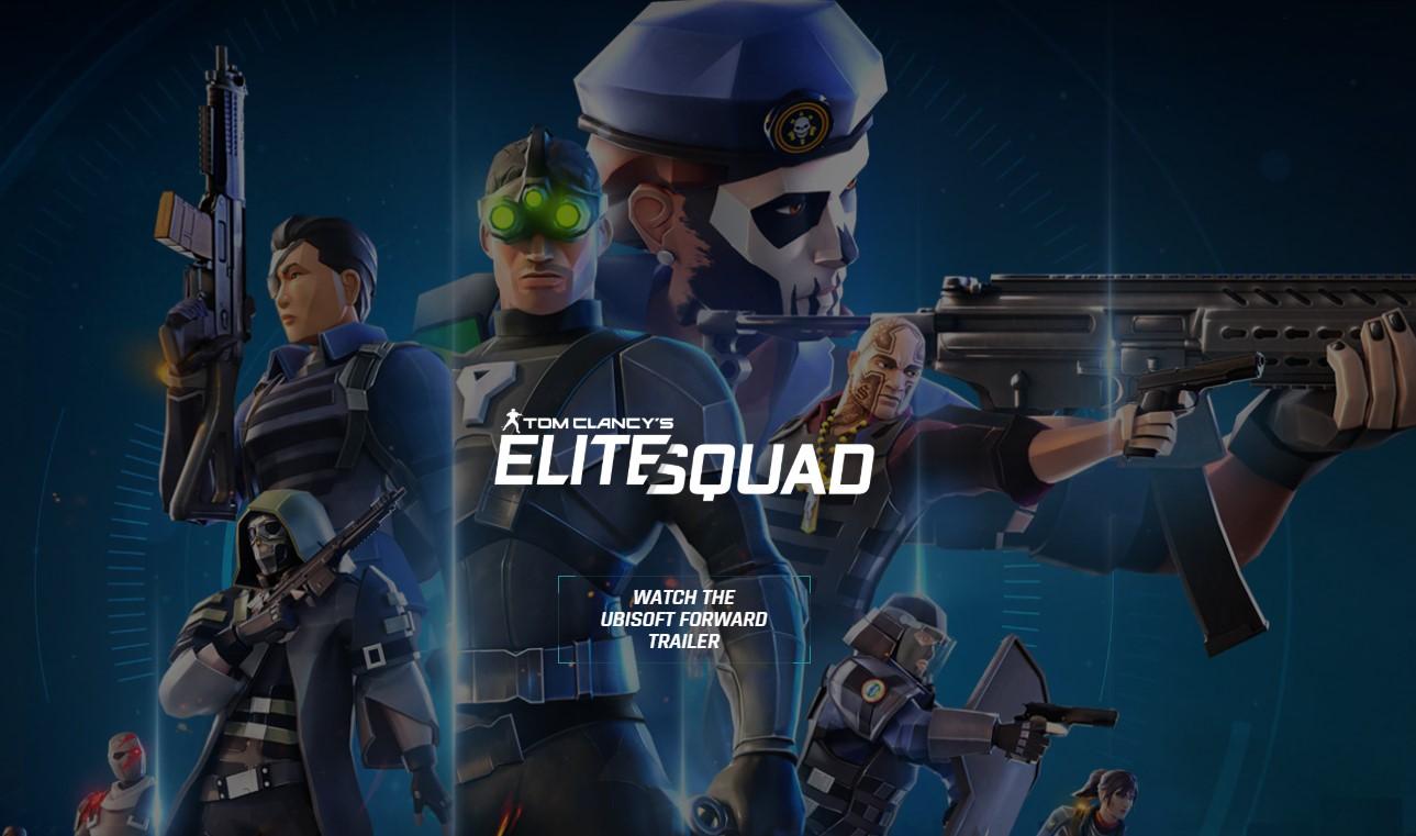 Tom Clancy's Elite Squad, 27 Ağustos'ta Çıkıyor