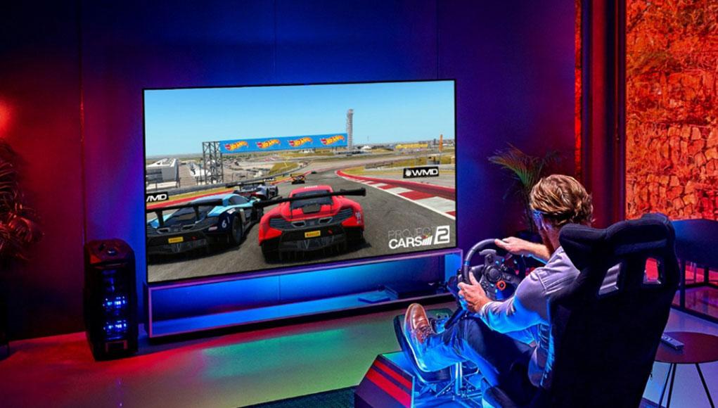 2020 Serisi LG TV Serisi İle Oyun Tam Bir Keyfe Dönüşüyor