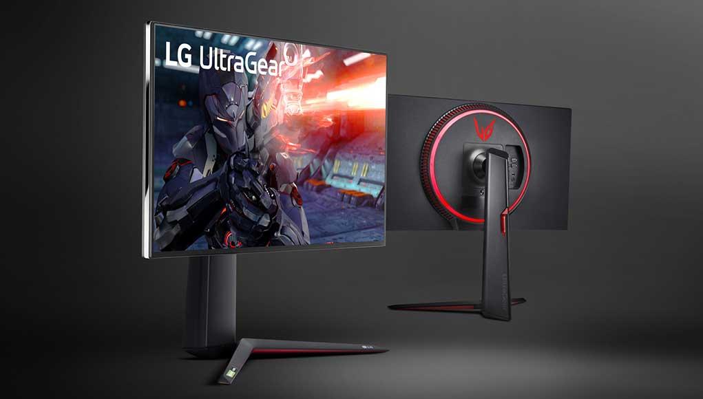 Eşsiz Oyun Keyfi İçin LG'den Dünyanın İlk 4K IPS 1MS GTG Oyun Monitörü