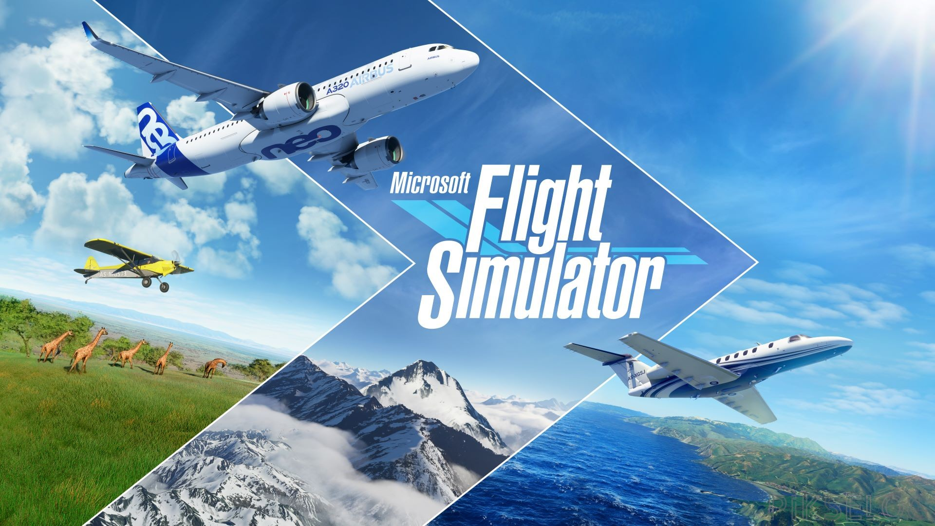 Microsoft Flight Simulator ve WoW: Shadowlands için GeForce Game Ready Sürücüleri Hazır