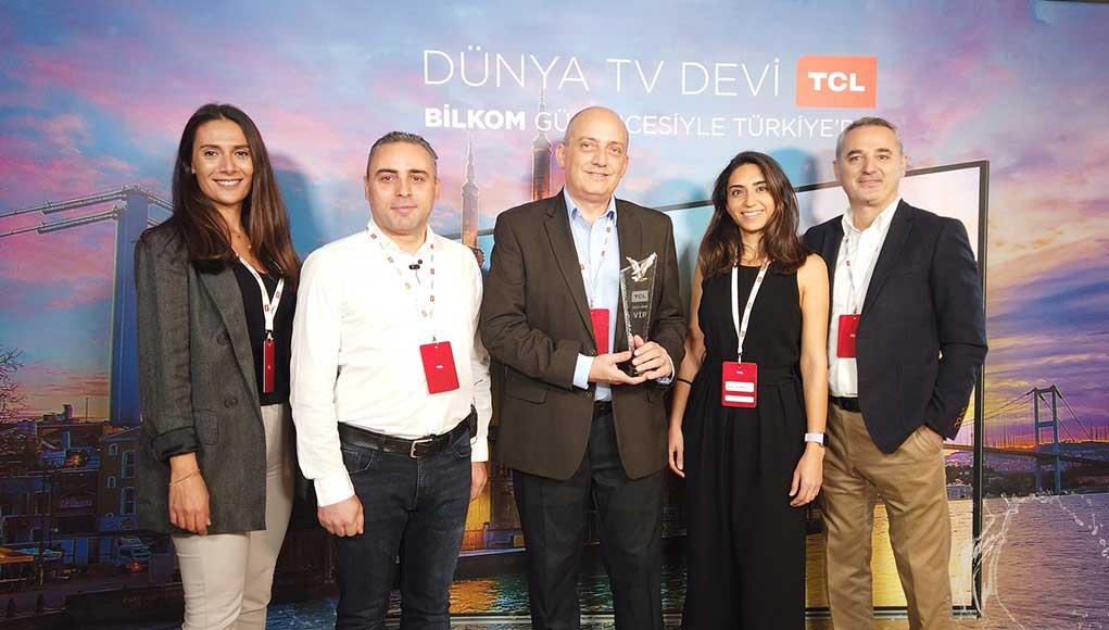 Bilkom ile Dünya TV Devi TCLGüçlerini Birleştirdi