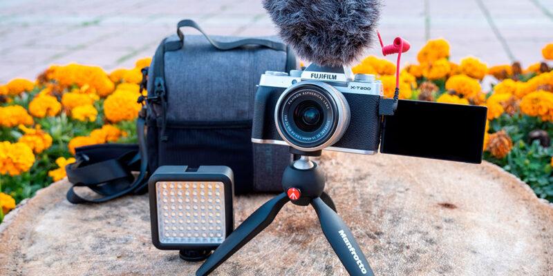 Fujifilm Vlogger Kit ile video çekmek çok kolay