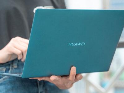 HUAWEI MateBook X ile artık daha ince daha akıllı