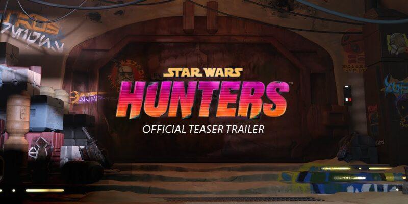 Nintendo Switch için Geliştirilen Star Wars:Hunters Duyuruldu