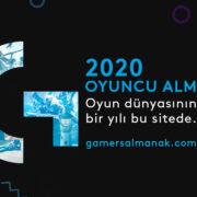 Gamer's Almanak 2020 oyun meraklılarını eğlenceli bir yolculuğa çıkarıyor