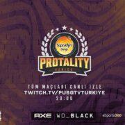 Supradyn Energy PUBG Protality Series İçin Final Zamanı
