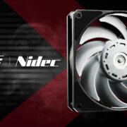 XPG yeni fan modelleri için Nidec Servo ile anlaştı