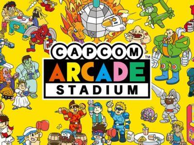 Capcom Arcade Stadium PlayStation 4, Xbox One ve Steam için çıktı