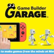 Nintendo Switch Game Builder Garage ile oyun yapmayı öğrenin