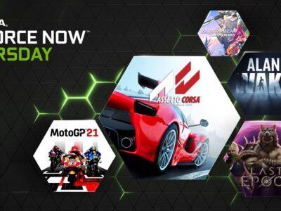 Mayıs Ayında GeForce NOW Kütüphanesine 61 Yeni Oyun Ekleniyor