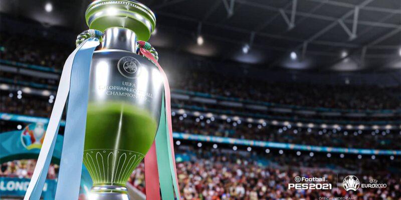 eFootball PES 2021, UEFA EURO 2020 heyecanı ile kaplanıyor