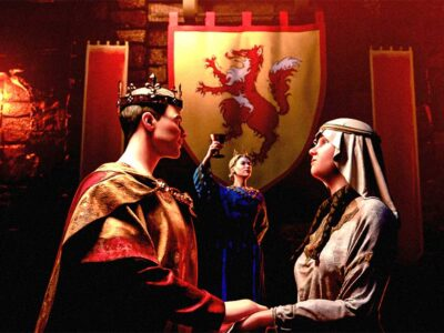Crusader Kings III: Royal Court duyuruldu