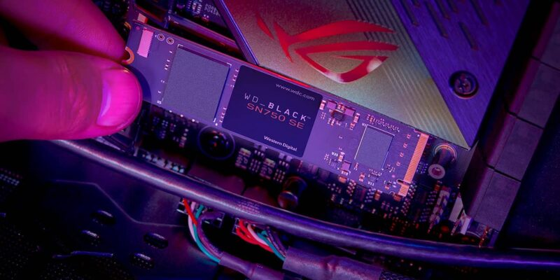 Western Digital, WD_BLACK oyun portföyünü genişletiyor