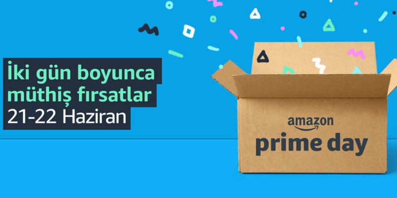 Amazon Prime Day, 21-22 Haziran'da Türkiye'de!