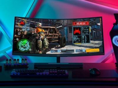 Huawei'nin ilk oyun monitörü HUAWEI MateView GT duyuruldu