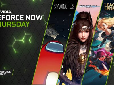 GeForce NOW Kütüphanesine Sword of Legends Online ve Crowfall geliyor