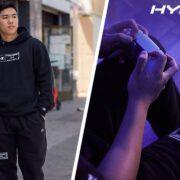 HyperX ve Champion Athleticwear, Glow in The Dark Kıyafet Koleksiyonunu Duyurdu