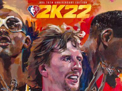 NBA 2K22'nin kapak yıldızları belli oldu