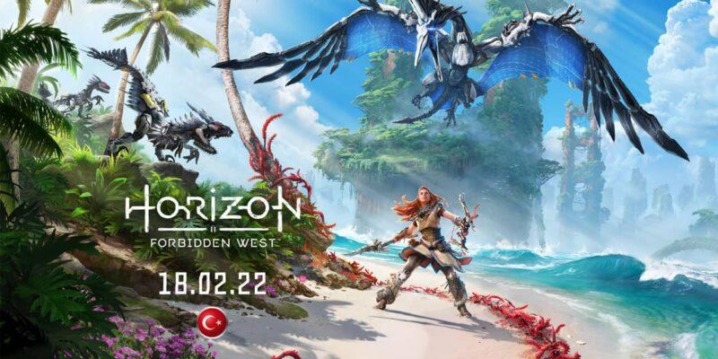 Horizon Forbidden West, Türkçe altyazı desteğiyle geliyor