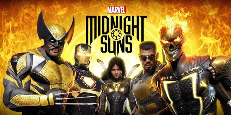 Marvel's Midnight Suns, Mart 2022 oyuncularla buluşacak