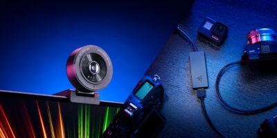 Razer KIYO X webcam ve RIPSAW X capture kartını duyurdu