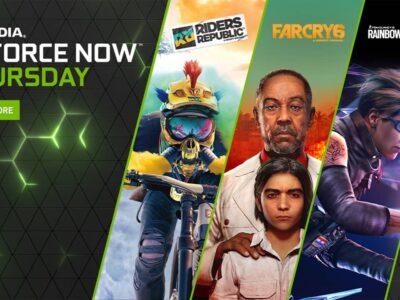 Far Cry 6 ve Riders Republic dünyayla aynı anda GeForce NOW kütüphanesine ekleniyor