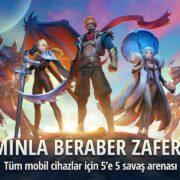 Arena of Valor: Yeni Çağ, Türkiye'ye geldi